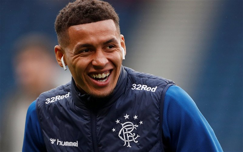 Image for Rangers: Graham Roberts Lauds James Tavernier for Improvement