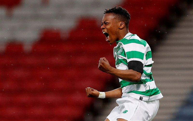 Image for Celtic: Fans talk about Karamoko Dembele