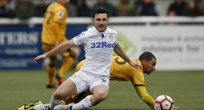Leeds United: 'It would make sense for' Lewie Coyle to leave as soon as possible