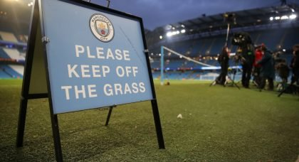 Man City: Fans not getting carried away by impressive Champions League record