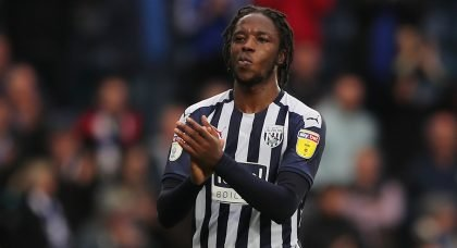 West Bromwich Albion: Fans in awe of Romaine Sawyers' passing skills