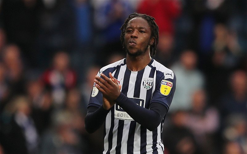 Image for West Brom: Masi drops update on the future of Sawyers