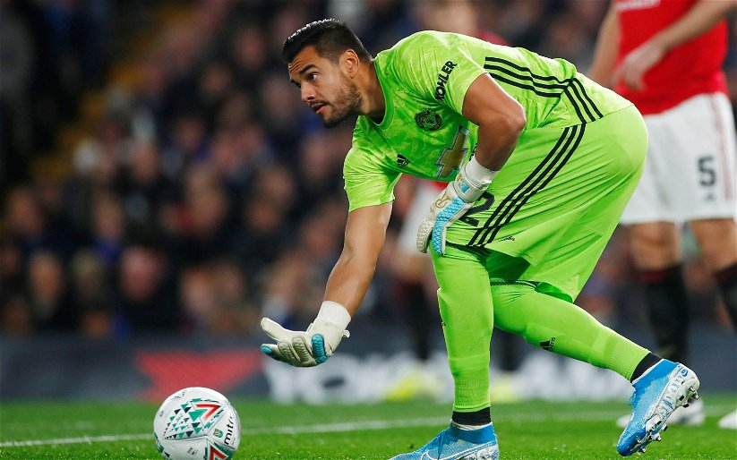 Image for Brighton & Hove Albion: Seagulls looking at Sergio Romero to fix shaky goalkeeper spot, claims talkSPORT pundit