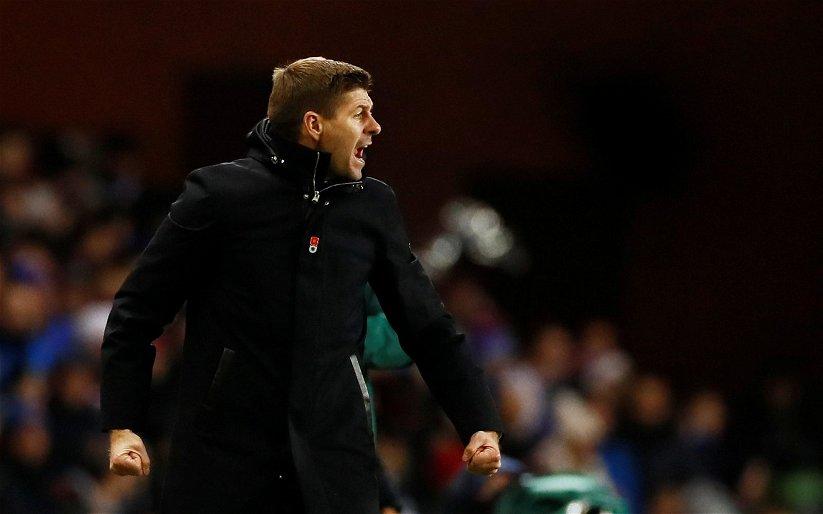 Image for Rangers: Fans heap praise on Steven Gerrard after Porto victory
