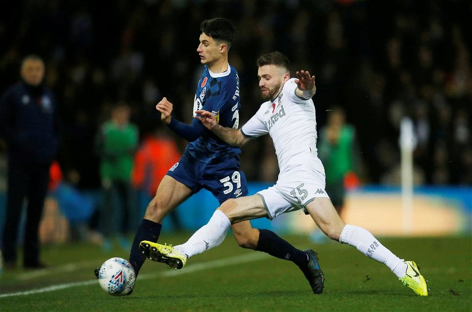 Image for Leeds: Fans react to Stuart Dallas' tweet