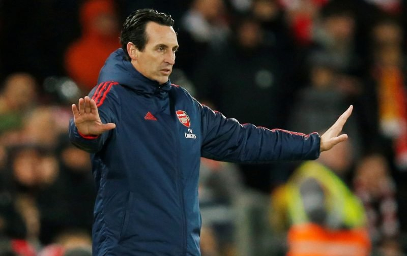Arsenal: Unai Emery describes Leicester fixture as a 'must-win'