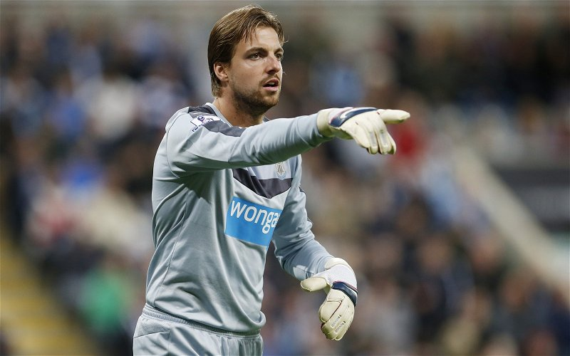 Image for Newcastle: Fans react to Krul post