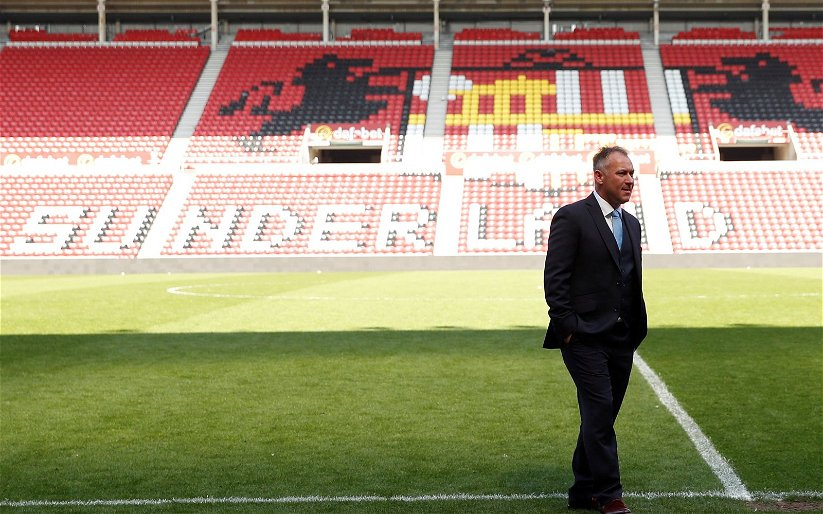 Image for Sunderland: Chris Weatherspoon discusses Stewart Donald's statement