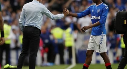 Rangers: These fans think Joe Aribo was poor against St. Mirren