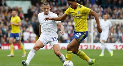 Leeds: Fans react to Bellingham display