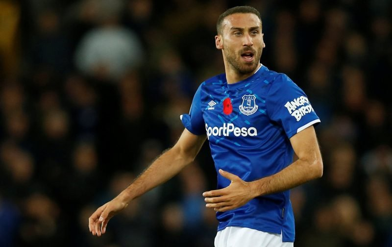 Leeds: Cenk Tosun wanted by the club