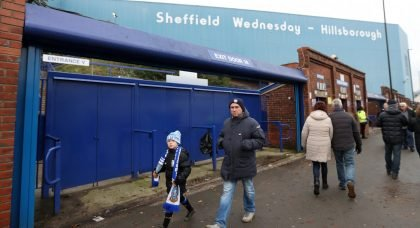 Leeds: Fans love Sheffield Wednesday update
