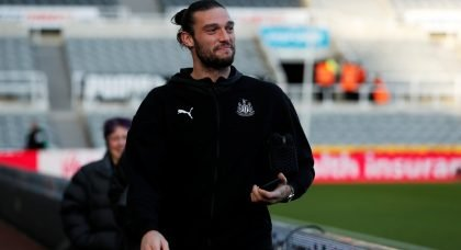 Newcastle: fans react to Carroll stat