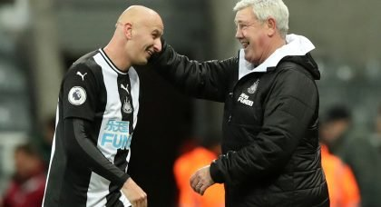 Newcastle United: These fans react to the latest Jonjo Shelvey contract news