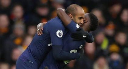 Tottenham: Spurs fans react to Lucas Moura goal