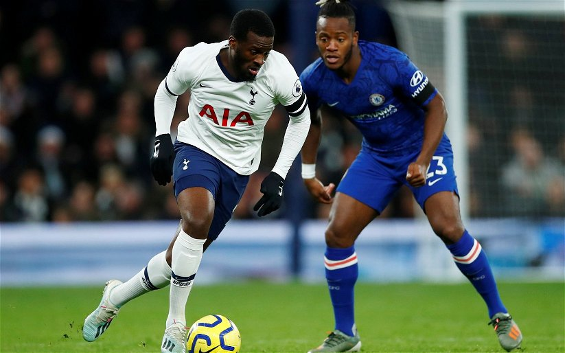Image for Tottenham Hotspur: Joe Thomlinson claims Tanguy Ndombele presence will be 'hanging over the team'