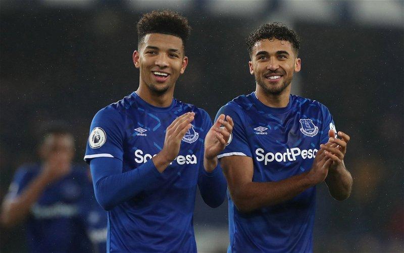 Image for Everton: Journalist slams Mason Holgate's early-season form