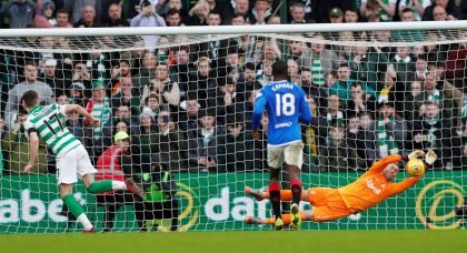 Rangers: These fans loved Allan McGregor's save