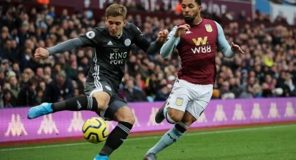 Leicester City: Dennis Praet dismisses rumours of leaving King Power Stadium outfit already