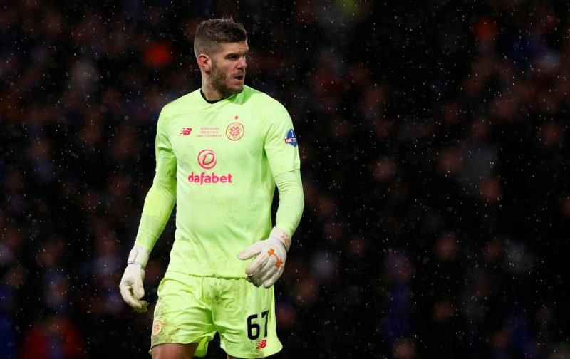 Celtic: Some Hoops fans can't believe Southampton loaned out Forster