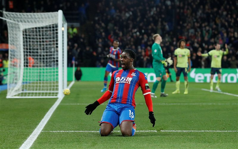 Image for Crystal Palace: Cook on Schlupp's injury