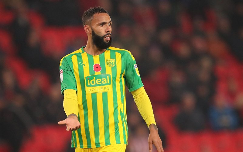Image for West Brom: Many fans buzzing with Bartley's new contract