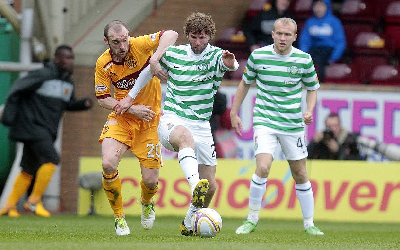 Image for Celtic: Some fans hail Paddy McCourt on former player's birthday