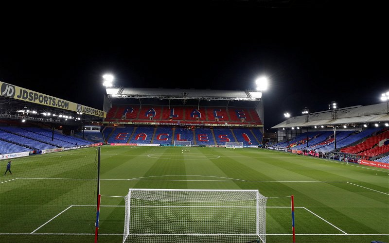 Image for Crystal Palace: Luke Woolfenden flattered by interest from Palace and Leeds United