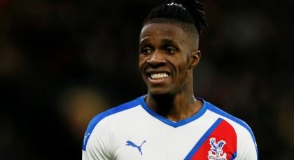 Crystal Palace: These fans applaud Zaha's decision to declare himself fit