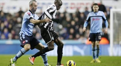 Newcastle: Fans react to Demba Ba tweet