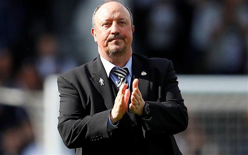 Image for Everton: Journalist talks about Benitez move