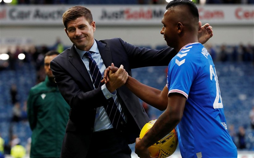 Image for Exclusive: Ball drops Morelos bombshell at Rangers