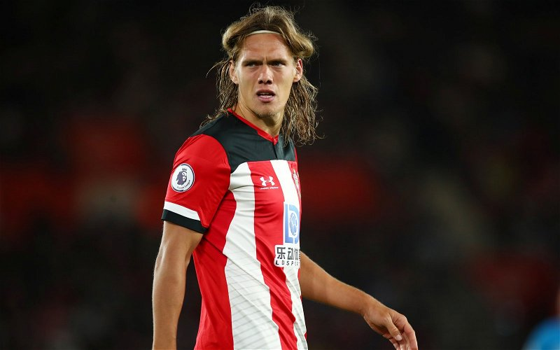 Image for Leicester City: Joe Thomlinson claims Jannik Vestergaard transfer is 'un-Leicester-like'