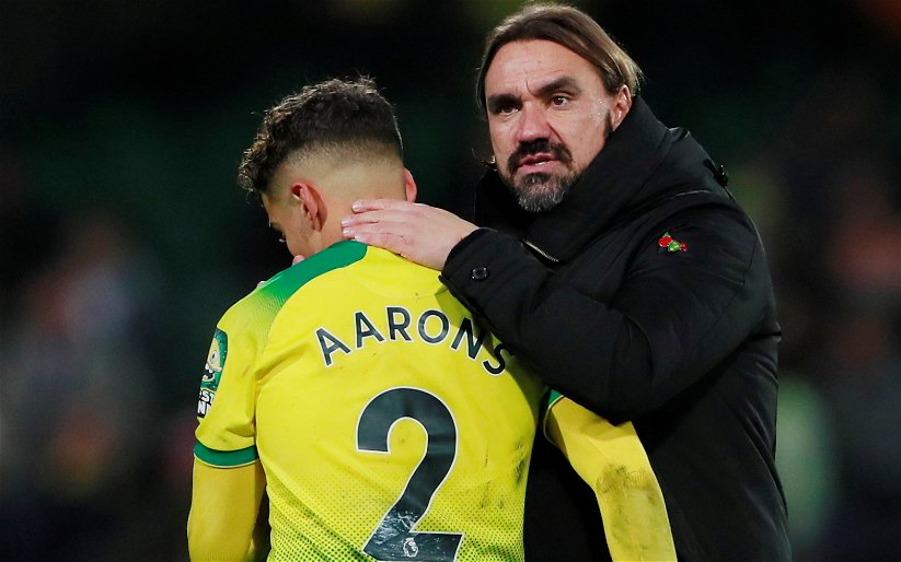 Image for Everton: Max Aarons predicted to turn down Toffees move, claims Dean Jones with 'bigger clubs' interested