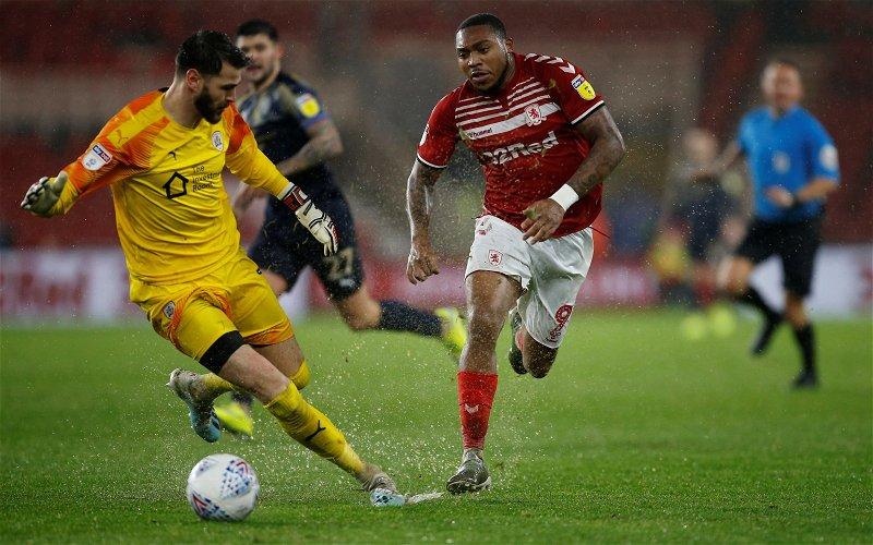 Image for Leeds: Fans react to Assombalonga links