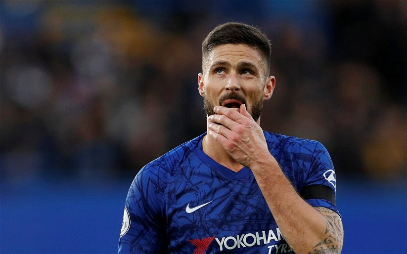 Image for Tottenham Hotspur: Fans react to Olivier Giroud quotes about not joining their club