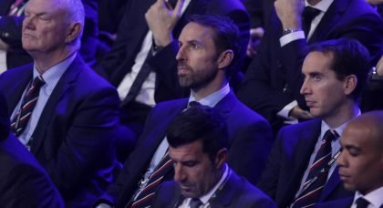 Leeds: Fans react to Southgate appearance