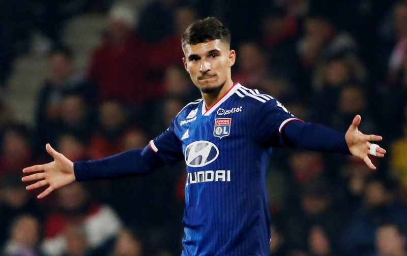 Liverpool: These fans gush over footage of Houssem Aouar