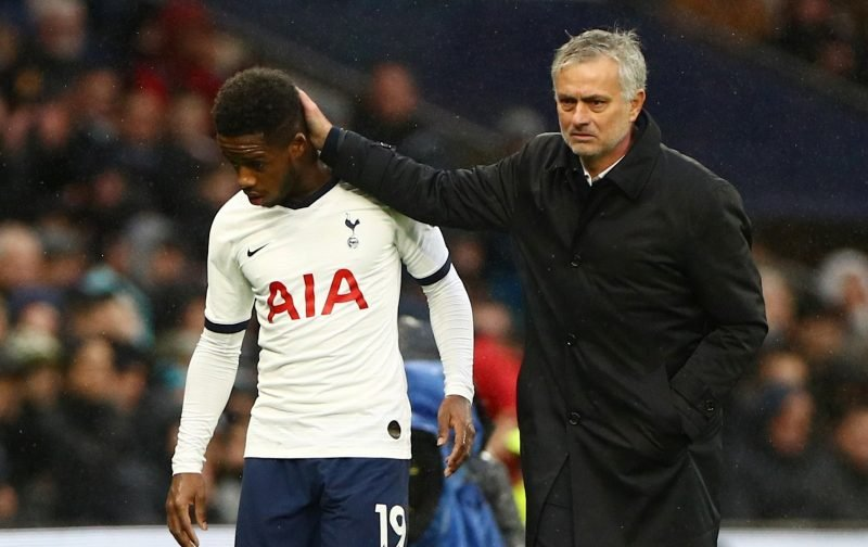 Tottenham: Spurs fans excited about Sessegnon after interview