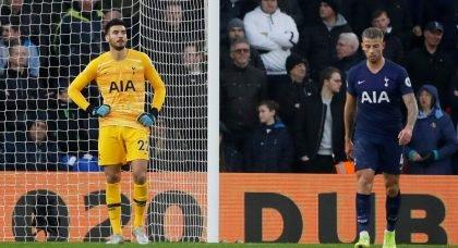 Tottenham: Spurs fans slate defensive efforts