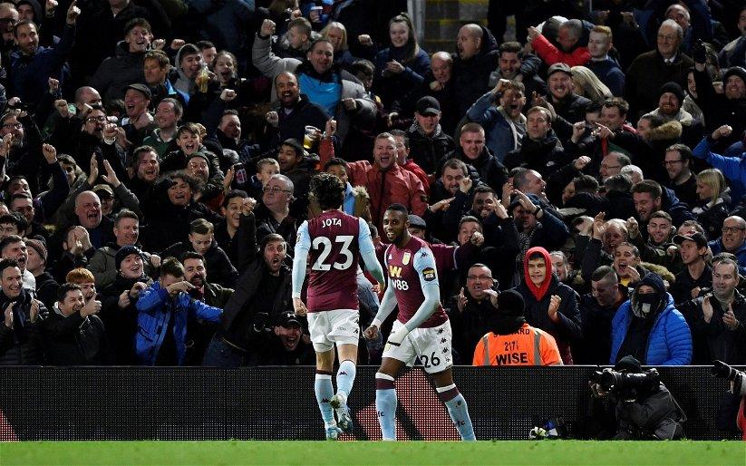Image for Aston Villa: Fans want Jota to leave Villa Park this summer