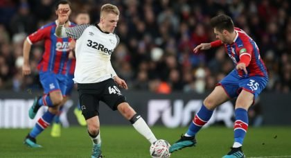 Crystal Palace: Fans praise clubs decision to send Sam Woods to Hamilton on loan