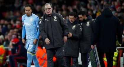 Leeds: Fans react to Costa display