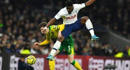 Tottenham Hotspur: Spurs fans praise Aurier display
