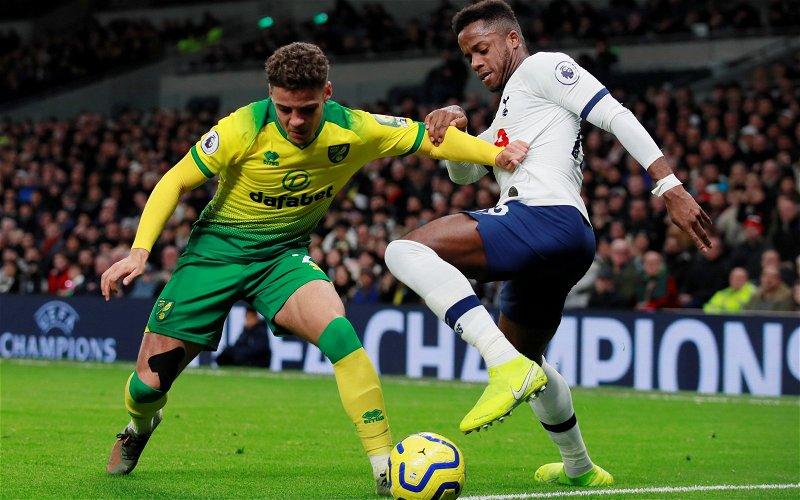 Image for Tottenham Hotspur: Fans blast Ryan Sessegnon's display