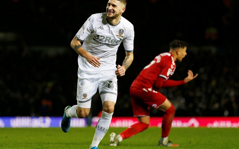 Image for Some Leeds fans react to Klich's absence against Burnley