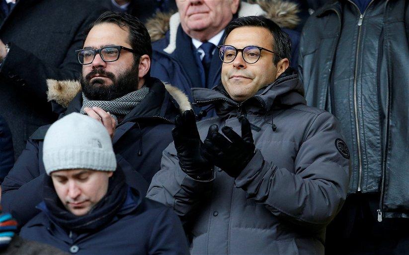 Image for Leeds United: Joe Urquhart discusses Victor Orta's January transfer plans
