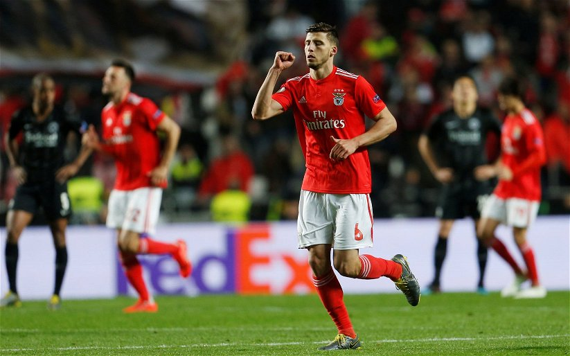Image for Tottenham Hotspur: Fabrizio Romano shares that Ruben Dias was 'really close' to joining Spurs