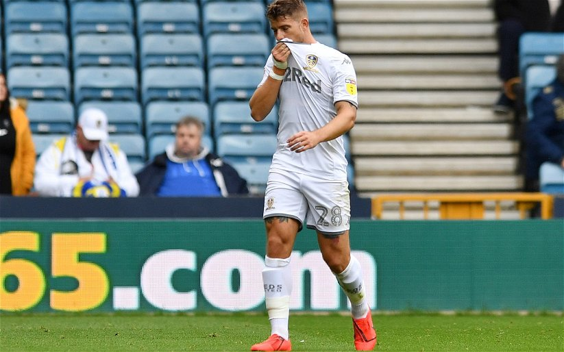 Image for Leeds United: Fans laud Gaetano Berardi return news