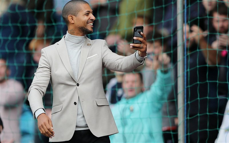 Image for Leeds United: Fans react to Jermaine Beckford's post